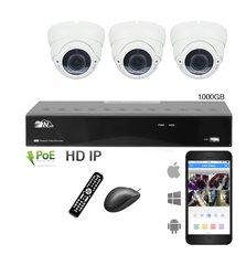 IP Cameraset - Draadloos