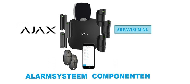 AJAX-Alarmsysteem-losse-componenten