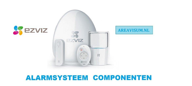 EZVIZ-alarmsysteem-lossen-componenten