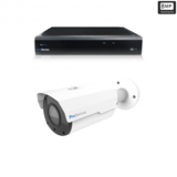 Beveiligingscamera set 1 x Bullet camera 8MP 4K UHD – Draadloos _
