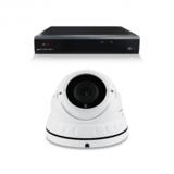 Bewakingscamera set met 1 Dome camera – 4MP 2K HD – Draadloos _