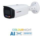 SPRO camera 5MP x 7 - kit met kleur-nachtzicht en audio_