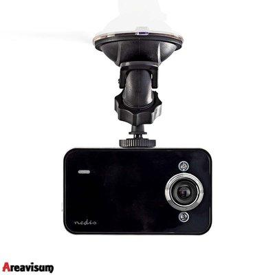 """Dashcam HD 720p 2.4"""" 60° zichthoek"""