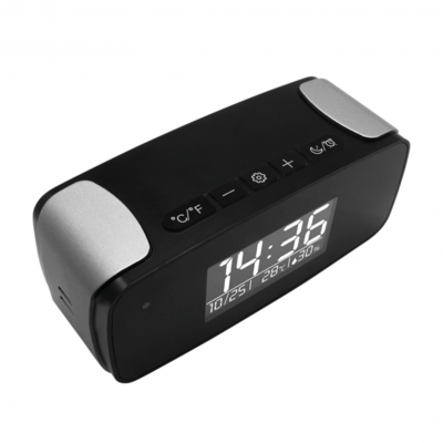 Spy Cam WiFi Wekker – 1MP 1080P FULL HD – met live app