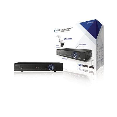 Budget CCTV-Set HDD 1 TB - 2x Camera
