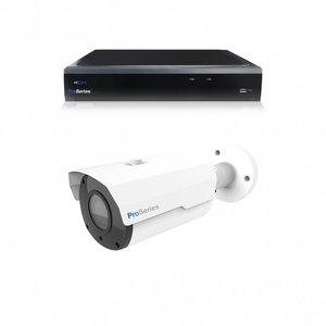 Beveiligingscamera set 1 x Bullet camera 5MP 2K HD – Draadloos