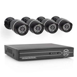 Bedraad CCTV camera systeem SW430DVR