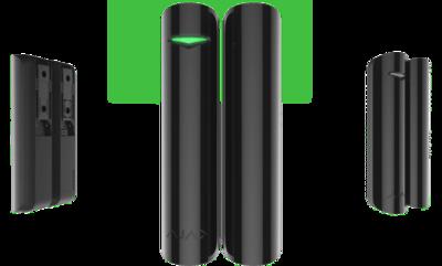 Ajax DoorProtect magneetcontact draadloos  (zwart)