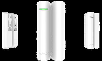 Ajax DoorProtect magneetcontact draadloos  (wit)