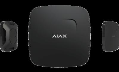 Ajax FireProtect brand-detector draadloos zwart