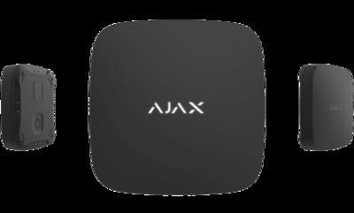 Ajax draadloos LeakProtect waterdetector zwart