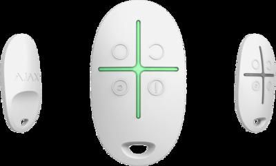 Ajax draadloos SpaceControl sleutel wit